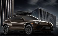 2019 Lamborghini Urus - New Lamborghini Urus Rumored will release on 2019. Lamborghini Urus is the new SUV by Lamborghini manufacture