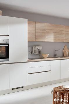 Luxury Kitchen Design, Kitchen Room Design, Kitchen Cabinet Design, Home Decor Kitchen, Interior Design Kitchen, Küchen Design Ikea, Design Küchen, Open Plan Kitchen Living Room, Cuisines Design