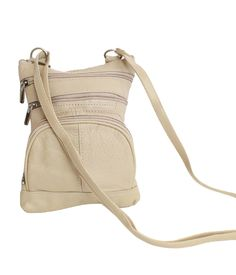 Leather Crossbody Bag Messenger Bag