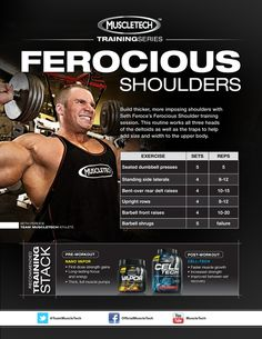 Ferocious Shoulders