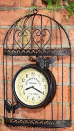 Tesco Direct: Kensington Station Clock | Outdoor Wall Clock | Pinterest |  Clocks, Outdoor Wall Clocks And Outdoor Walls