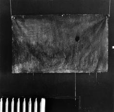 Yoko Ono, Smoke Painting on ArtStack #yoko-ono #art