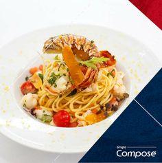 Que tal aprender a preparar uma receita feita, com exclusividade para a Casa Vogue, por um chef italiano detentor de uma estrela no Guia Michelin? Aprenda no blog http://www.compose.com.br/post-gastronomia.php?id=81