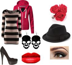 """Untitled #33"" by ting-a-ling on Polyvore"