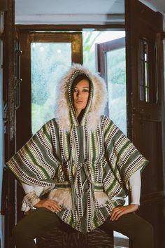 Ponchos Boho, Ibiza, Boho Chic, Kimono Top, Hearts, Sari, Collection, Tops, Women