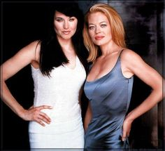 Seven of nine xena and
