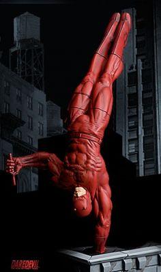 Miniaturas e Colecionismo - Daredevil
