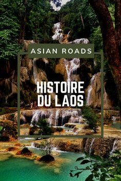 Découvrez toute l'histoire du Laos en résumé dans notre article, idéal pour en savoir plus sur ce magnifique pays avant d'y voyager. Laos, Destinations, Movie Posters, Movies, Travel, Films, Film Poster, Cinema, Movie