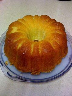 bundt cake recipe - amazing lemon cake