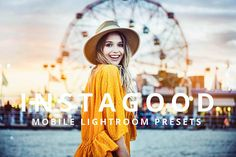 Lightroom Presets, 4 Mobile Presets,  Presets Lightroom, Presets, Modern Presets, Phone Preset,  mobile, Instagram, Blogger