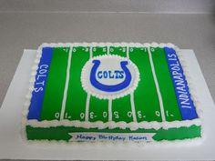 colts birthday cakes | Colts Football — Birthday Cakes