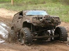 lifted trucks and jeeps | Mudding, trucking, 4 wheeling