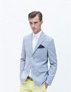clement chabernaud zara9 Clément Chabernaud Wears Relaxed Looks for Zaras June Lookbook