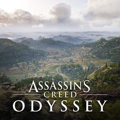 Assassin's Creed Odyssey - Golden Fields, François-Philippe L.