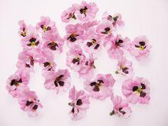 25 Streuteile, Blume, Stiefmütterchen, zur Deko oder als Streublume zur Hochzeit Ebay, Jewelry, Deko, Weddings, Jewellery Making, Jewels, Jewlery, Jewerly, Jewelery
