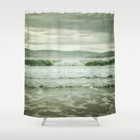 Shower Curtains by The Penny Drops | Society6