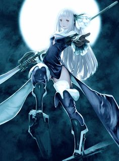 Bravely Second: End Layer Concept Art
