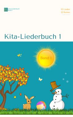 Lieder, Noten & Gedichte für die Kita