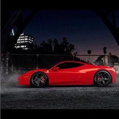 Luxury Ferrari 458 Italia
