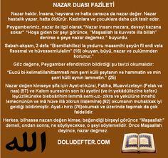 Nazar Duası Nedir Allah, Prayers, Islamic, Hat, Chip Hat, Prayer, Beans, Hats, Hipster Hat