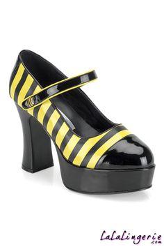 Bumble Bee Shoe