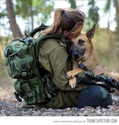 dogs belgian malinois @Paris Cross your hiking pup is what I was thinking when I saw this picture