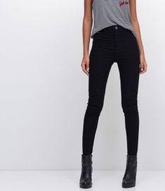 58f58b0fef 11 melhores imagens de shorts preto cintura alta
