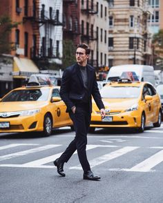 onedapperstreet:    The first blogpost for my @jackandjones_official #GoForGreat campaign is online now  check it out via link in bio! #1dapperst #jjambassador #jackandjones  @npierce88 (at New York New York)