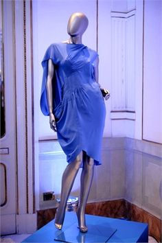 BE BLUE BE BALESTRA EDITION 2013 homage to Renato Balestra created by Angelos Bratis