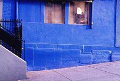 Blue Diner - Ellen Oxhorn
