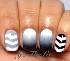 Mono nails