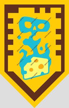 LEGO NEXO Knights Power - Axl - Foul Steam |spyrius.org