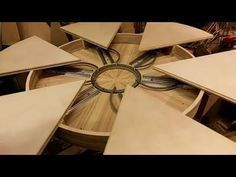Expanding Table Upgrades #2 - YouTube