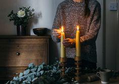 Ambiance hygge de Noël par Melanie Barnes pour TOAST