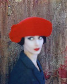 Norman Parkinson, Adèle Collins, Vogue, 1959