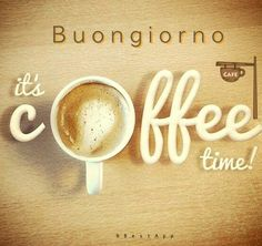 Cuppa Joe, Coffee Cafe, Good Mood, Holidays And Events, Good Morning, Latte, Tableware, Instagram Posts, Sicilian