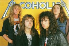 Metallica, 1986