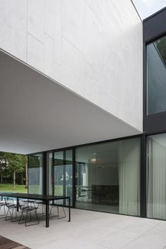 Residencia DM / CUBYC architects bvba DM Residence / CUBYC architects bvba – Plataforma Arquitectura