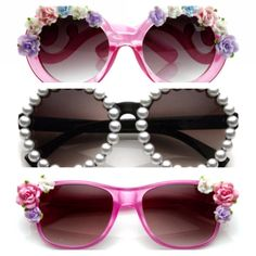 Pearls? Flowers? Need sunglasses to look fab this spring/summer? Let us know! We can get them for you! For questions txt 787.605.3404
