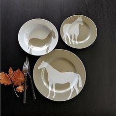 horse plates