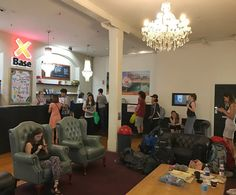 Best Hostel In Sydney Reception