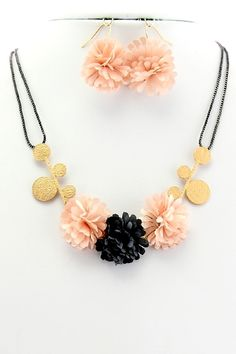 This sweet and simple necklace will have you feeling calm and at peace every time you wear it.