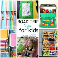Road trip tip for kids