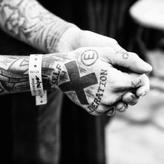 the new sobriety: why straight edge is back Straight Edge Tattoo, Minor Threat, Tattoo Set, Body Modifications, How To Roll Sleeves, Design Reference, Tattoo Designs, Ink, Attic Library