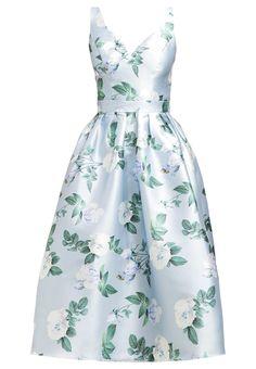 In diesem Kleid bist du der Hingucker. Chi Chi London JEMMA - Freizeitkleid - grey für 89,95 € (02.04.16) versandkostenfrei bei Zalando bestellen.
