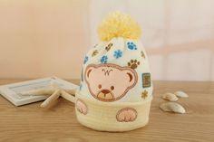 Yellow Super Soft Baby Hat  #babyhats #babyheadbands #baby    Do you care what your baby wears? #babytibet