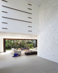 cool walls #architecture #modern in Brazil