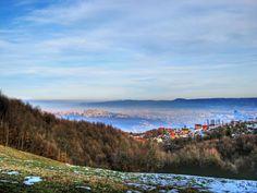 Banja Luka u magli