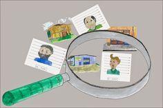 Materialkiste: Mathekrimi - Grundrechenarten in Klasse 4
