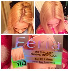 I've used SO many hair dyes and they all make my hair dry and flat with a dull color. This is seriously the best hair dye for blondes because it adds so much dimension, and for only $9!